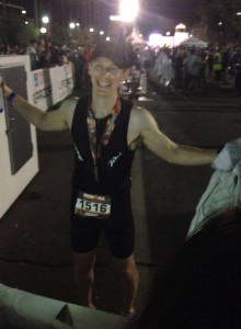 Adam Fuller, You are an Ironman!
