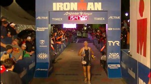 Cecily Fuller, You are an Ironman!